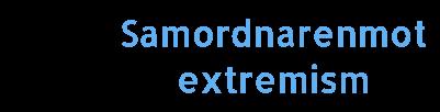 En hemsida om våldsbejakande extremism